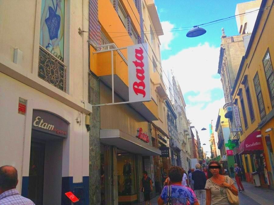 Santa Cruz de Tenerife Shopping