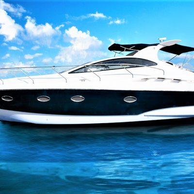 Pampano Luxusyacht Astondoa 40 Teneriffa Bootscharter - Tenerife Boat Hire
