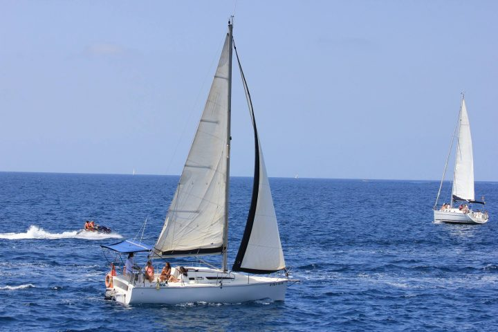 Boat Charter in Tenerife with Sailing Boat Galatea - 432