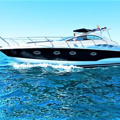 Pampano Luxury Yacht Astondoa 40 Tenerife Boat Charter - Alquiler de Yate de Lujo en Tenerife Astondoa 40