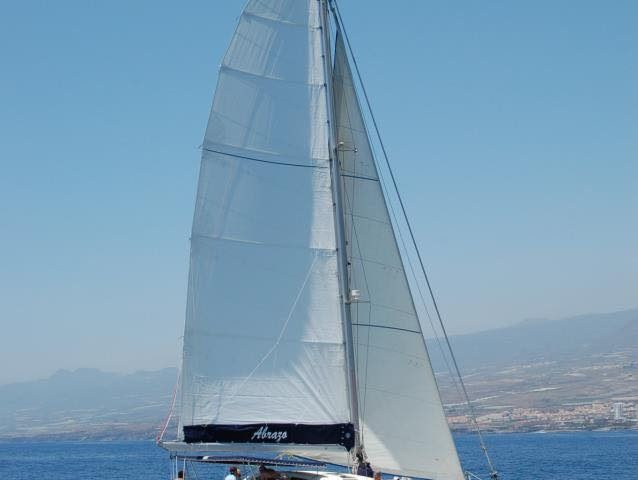 Privé Catamaran Charter in Tenerife met Kennex Catamaran - 504