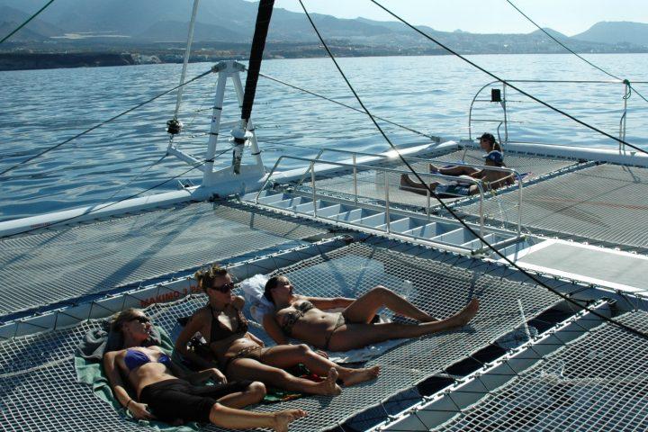 Catamaran tour in Tenerife naar Los Gigantes met Freebird - 783