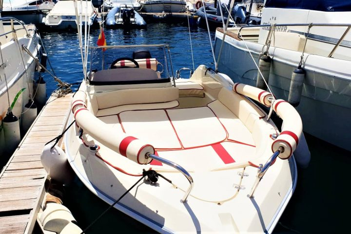 Self Drive Boat Hire in Tenerife South (Boat Licence not required) - 5789
