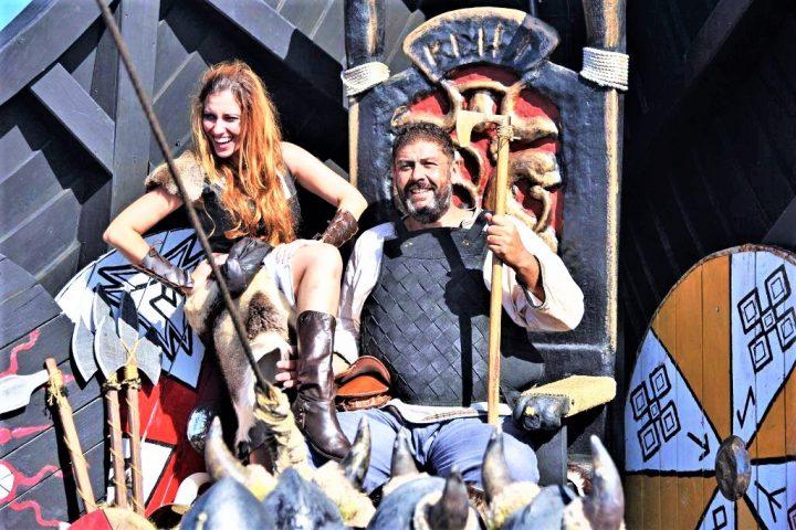 Voyage de 3 heures en bateau pour les Vikings à Tenerife - 586