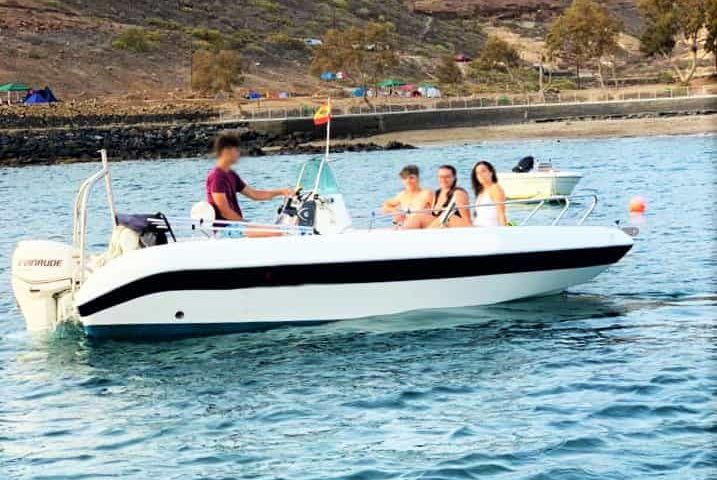 Boat Hire without Skipper in Tenerife (Boat License Required) - 4859