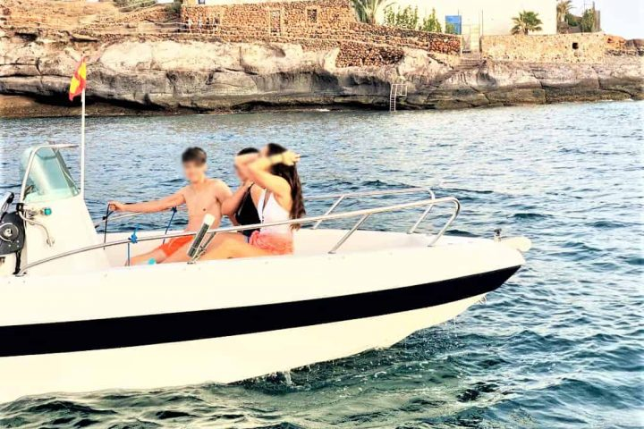 Boat Hire without Skipper in Tenerife (Boat License Required) - 4860