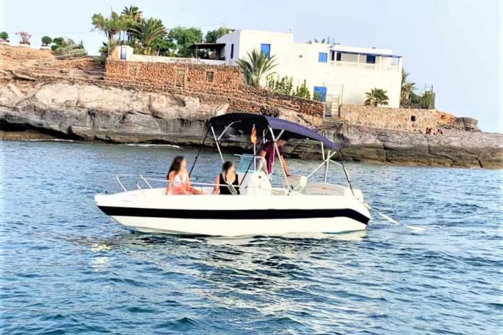 Boat Hire without Skipper in Tenerife (Boat License Required) - 4861