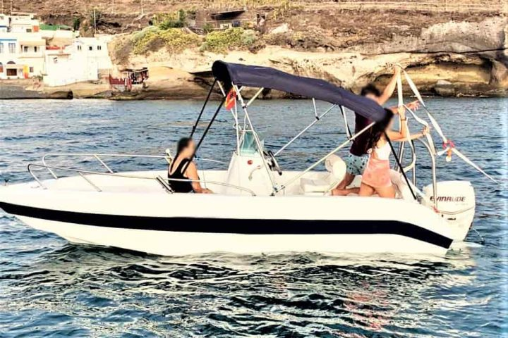 Boat Hire without Skipper in Tenerife (Boat License Required) - 4862