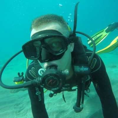 Try Dive in Tenerife South - 25 Min Tentar Mergulhar em Tenerife