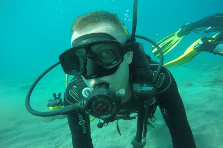 Try Dive in Tenerife South - 25 Min. Probeer een duik in Tenerife