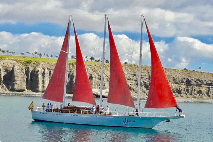 Privat  seilyachttur  på  Gran  Canaria - 1825