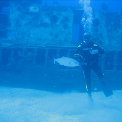diving in tenerife south - Open Water Diver Cursus in Tenerife