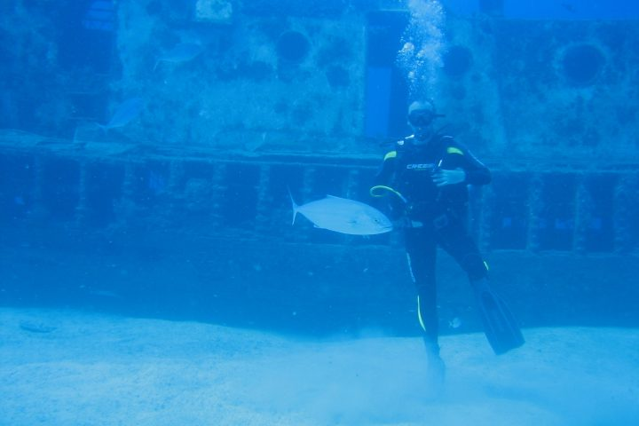 Open Water Diver Course in Tenerife - 1237