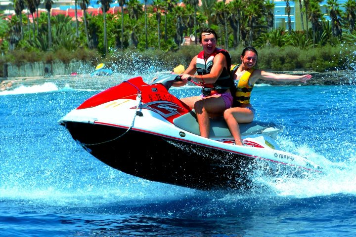 Jetski in tenerife south - Jet Ski na Teneryfie