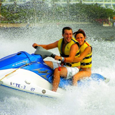 Jetski in tenerife south - Costa Adeje Watersports