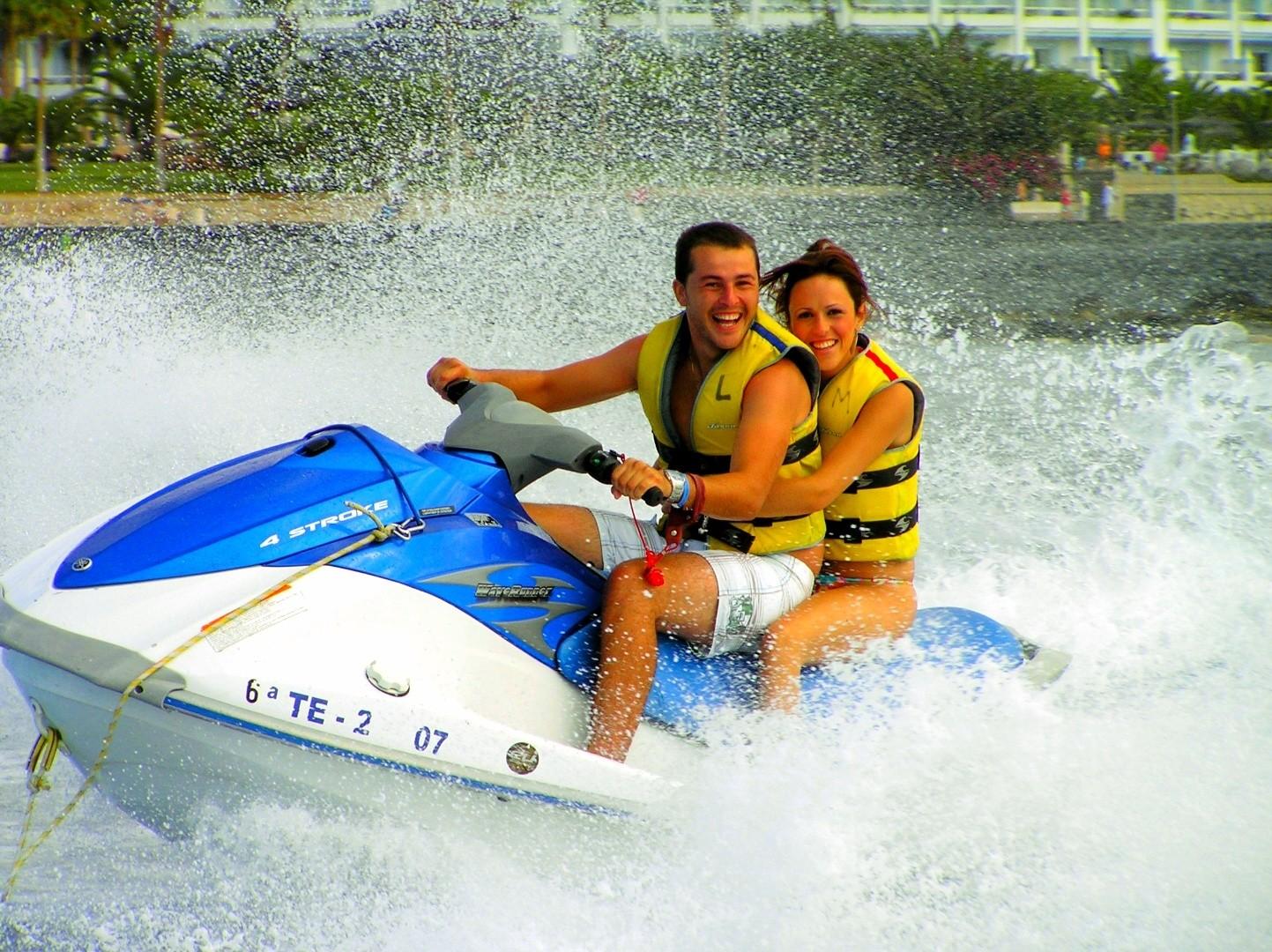 Costa Adeje vattensporter