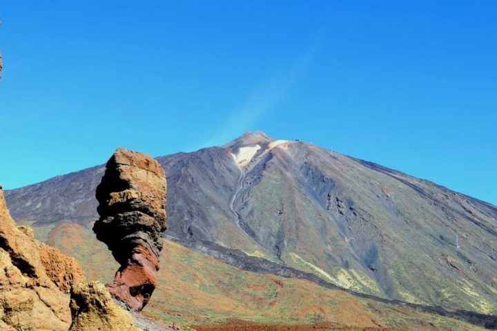 Teide half day tour in tenerife with cable car or without - Teneriffa Ausflug zum Teide