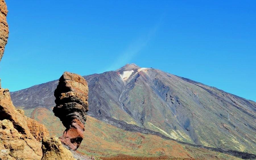 Parc national du Mont Teide