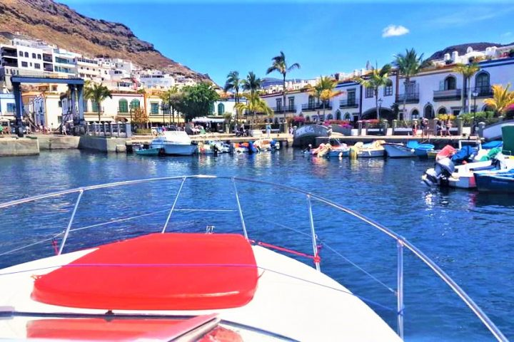 Private Motor Yacht Hire in Gran Canaria - 1780