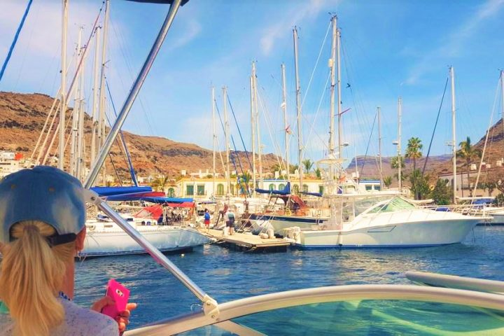 Private Motor Yacht Hire in Gran Canaria - 1781