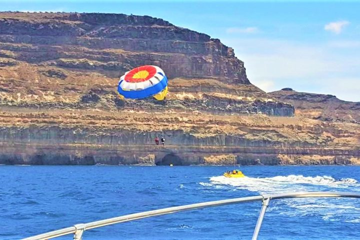 Private Motor Yacht Hire in Gran Canaria - 1782