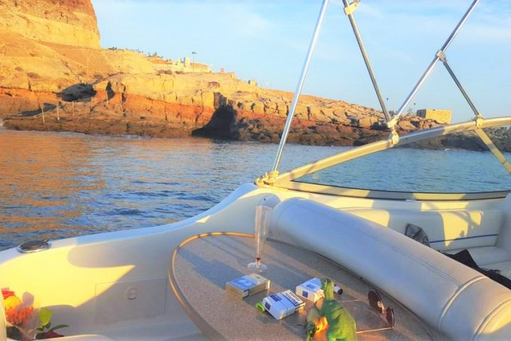 Private Motor Yacht Hire in Gran Canaria - 1783
