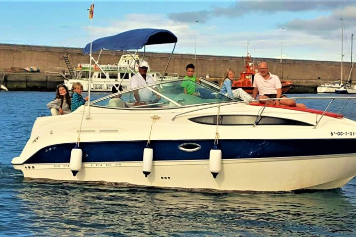 Private Motor Yacht Hire in Gran Canaria - 1775