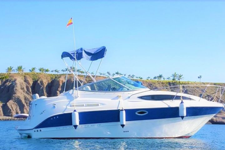 Private Motor Yacht Hire in Gran Canaria - 1777