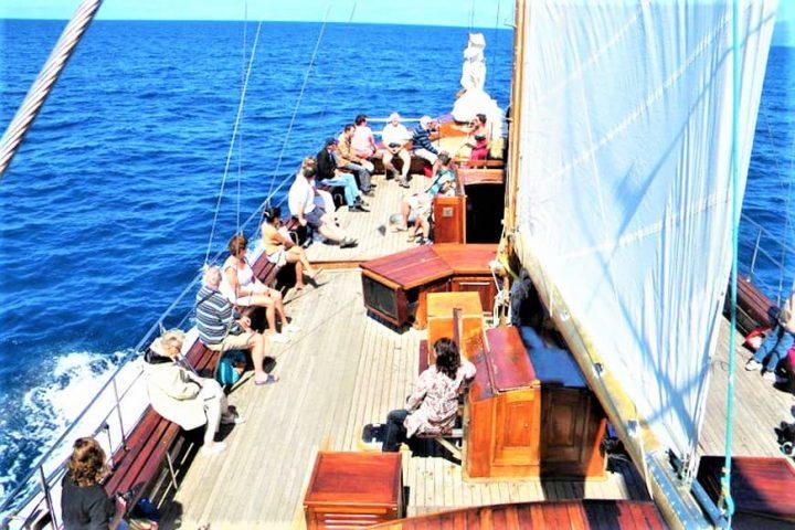Tenerife laevareis Los Gigantes'ile koos Shoguniga - 7275