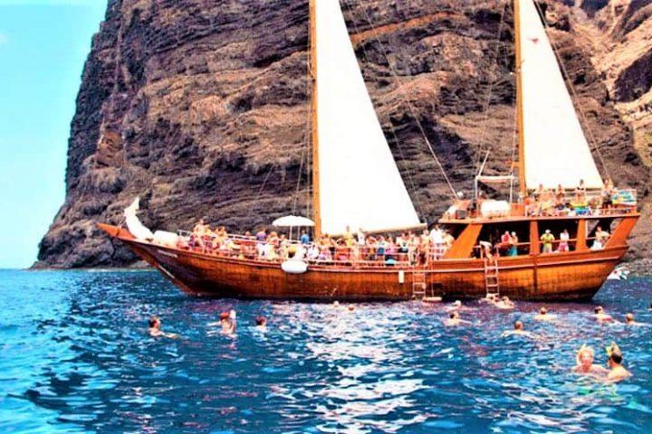 Tenerife laevareis Los Gigantes'ile koos Shoguniga - 7270