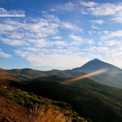 Trekking in Tenerife: Teide light - Trekking in Tenerife summit Teide light