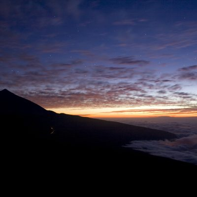 Teide at night tour - Ausflug: Teide bei Nacht