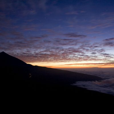Teide at night tour - Ночной Тейде на Тенерифе