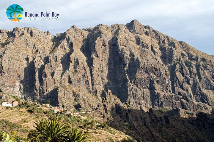 Teneryfa trekkingowy kanion Masca - 1042
