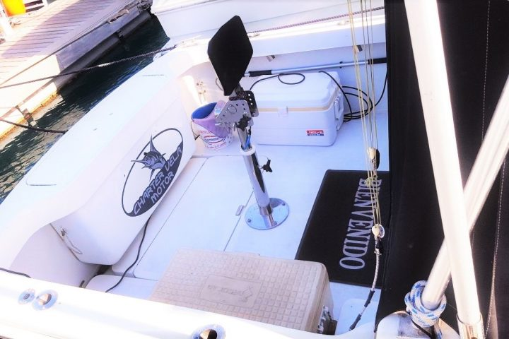 Fishing Charter in Las Galletas Tenerife South - 1193