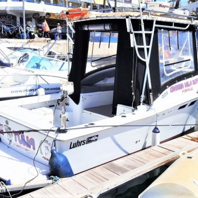 Private Fishing Charter in Las Galletas Tenerife No licese required (1) - Vissershandvest in Las Galletas Tenerife Zuiden
