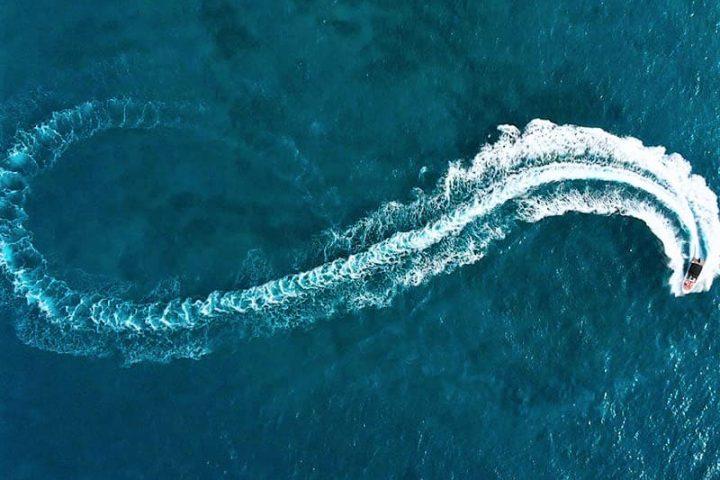 Alquiler de barco a motor en Tenerife con Quicksilver 755 Sundeck con o sin patrón - 2481