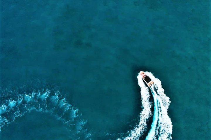 Motorinės valties nuoma Tenerifėje su Quicksilver 755 Sundeck su kapitonu arba be jo - 2484