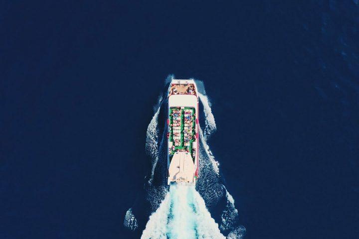 4,5 timmars katamarantur på Teneriffa med Royale Delfin till Los Gigantes - 1610