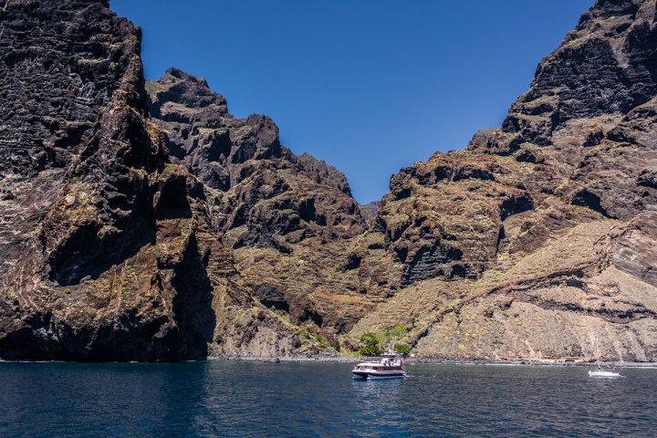 4,5-godzinna trasa katamaranem na Teneryfie z Royale Delfin do Los Gigantes - 1607