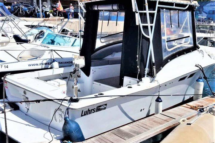 Teneriffa Fischen & Bootsverleih mit oder ohne Skipper in Las Galletas - 2382