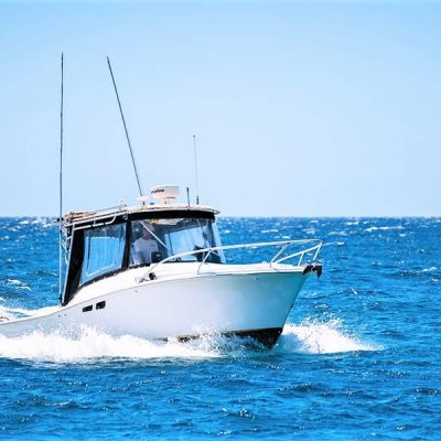 Tenerife Boat and Fishing Charter no license required Las Galletas Harbour - Tenerife Vissen & Bootverhuur met of zonder schipper in Las Galletas