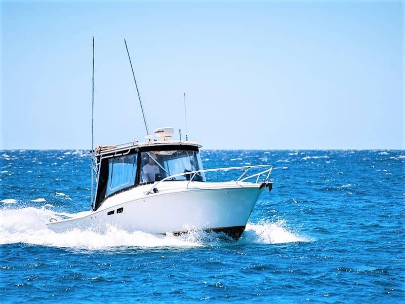 Tenerife Rybolov a prenájom lodí s kapitánom alebo bez neho v Las Galletas