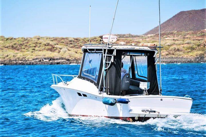 Teneriffa Fischen & Bootsverleih mit oder ohne Skipper in Las Galletas - 2398