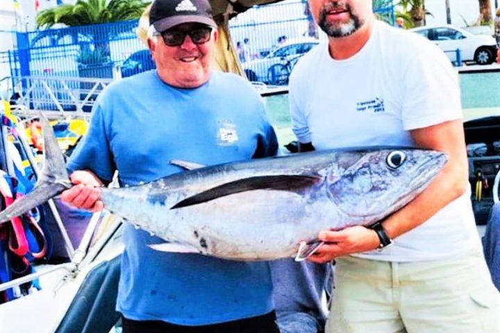 Teneriffa Fischen & Bootsverleih mit oder ohne Skipper in Las Galletas - 2400