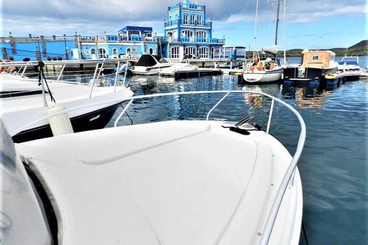 Teneriffa Fischen & Bootsverleih mit oder ohne Skipper in Las Galletas - 2383