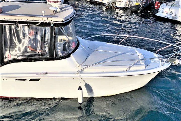 Teneriffa Fischen & Bootsverleih mit oder ohne Skipper in Las Galletas - 2386