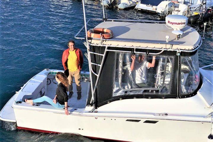 Teneriffa Fischen & Bootsverleih mit oder ohne Skipper in Las Galletas - 2387