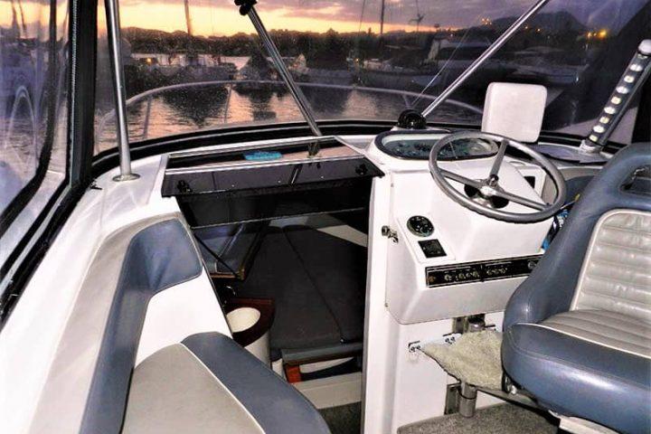 Teneriffa Fischen & Bootsverleih mit oder ohne Skipper in Las Galletas - 2390