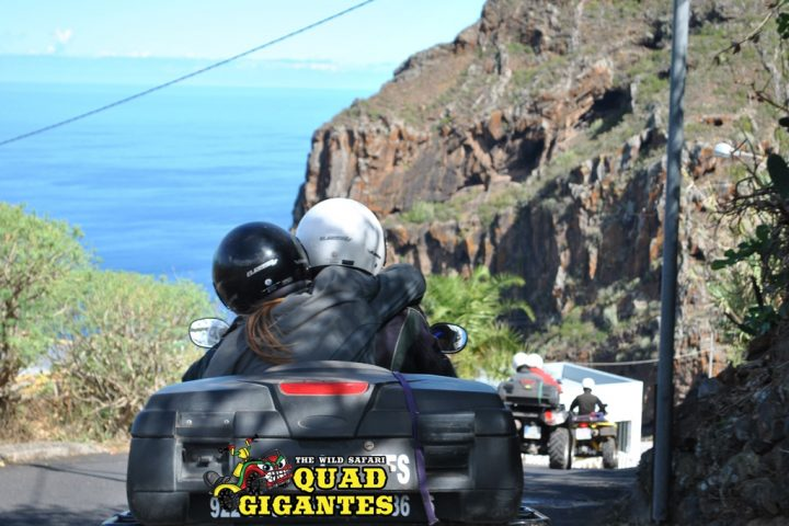 Tenerife Quad Bike Safari Vulcano - 1186
